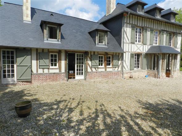Maison à vendre à Villers sur Mer