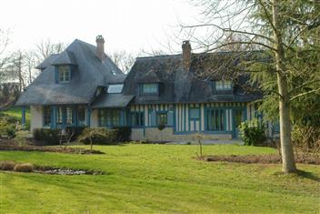 Maison à vendre à 15 minutes de Deauville