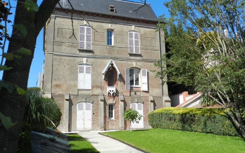 Maison Deauville Centre Ville