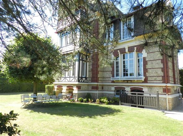 Maison à vendre à Deauville