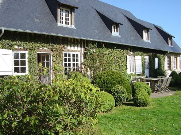 Maison à vendre à Tourgeville