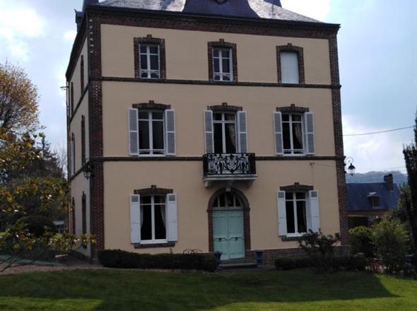 Manoir 19 éme  à vendre entre Lisieux et Orbec