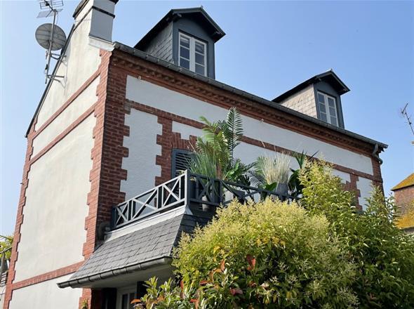 Maison à vendre Deauville
