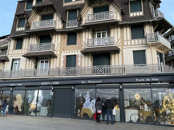 Hôtel à vendre à Trouville