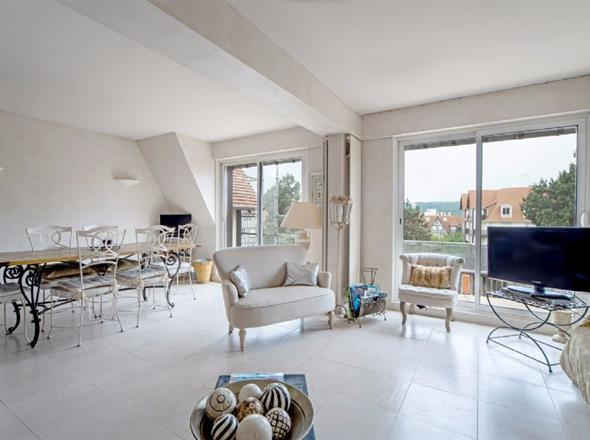 Appartement duplex à vendre Deauville