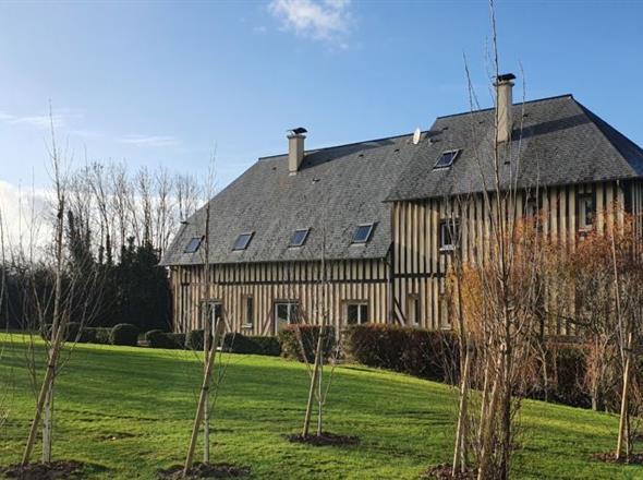 Maison à vendre à 2 pas de Deauville
