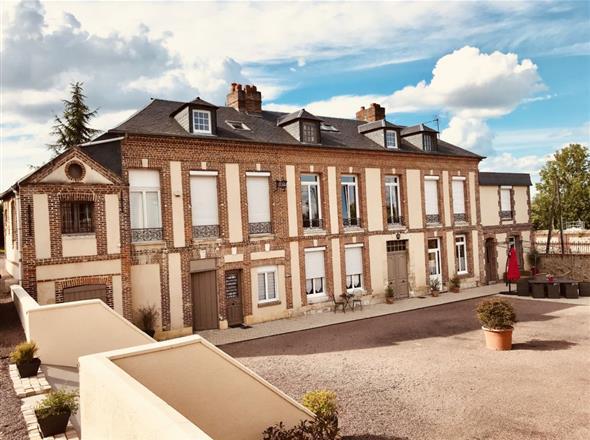 A vendre propriété à Honfleur